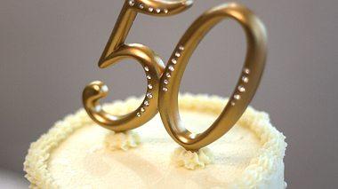 Schöne Sprüche zur Goldenen Hochzeit