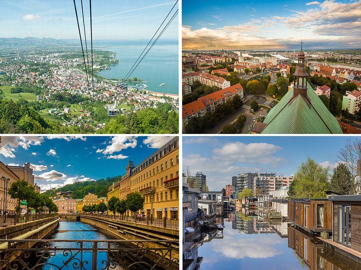 Durch Europa mit dem Fernbus: Die schönsten Städte-Trips