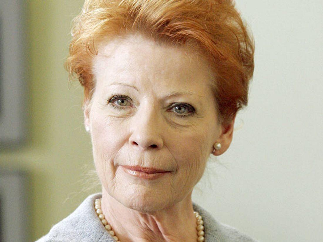 Die beliebte Theater-, Film- und Fernseh-Schauspielerin Renate Schroeter ist tot.