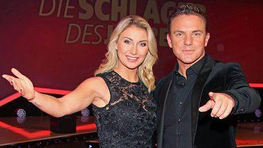 Anna-Carina und Stefan Mross. - Foto:  Tristar Media / Kontributor / Getty Images