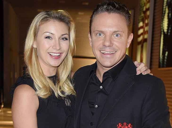 Stefan Mross und seine Freundin Anna-Carina Woitschak.