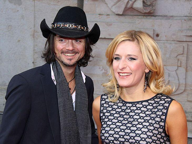 Stefanie Hertel und Lanny Lanner