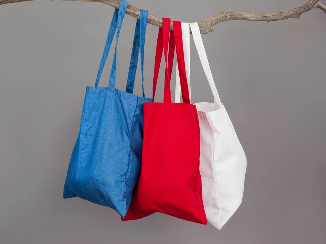 Warum Stofftaschen ideale Shoppingbegleiter sind