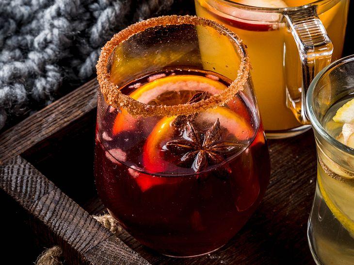 Frucht-Punsch für den Stoffwechsel