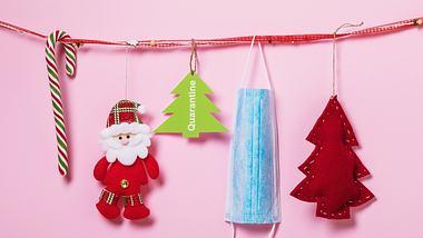 Strengere Corona-Maßnahmen zu Weihnachten.  - Foto: SergeyChayko / iStock