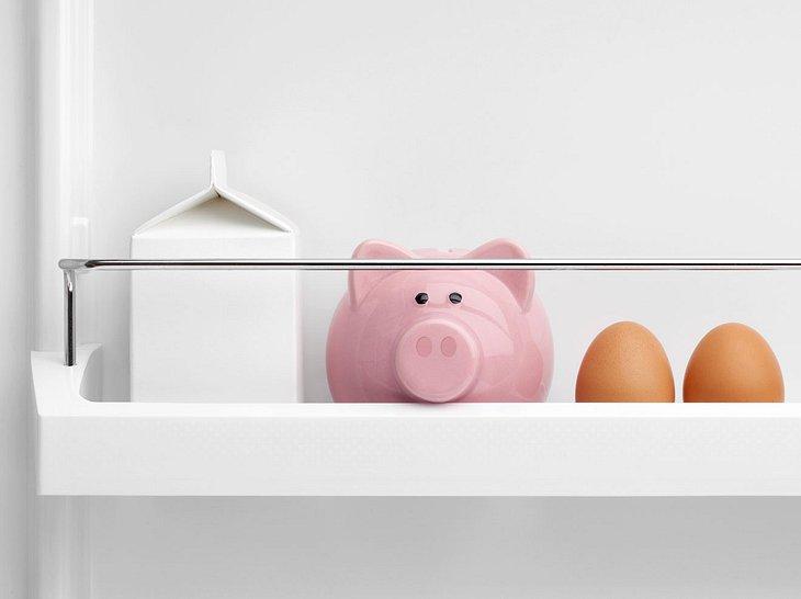 stromverbrauch 7 k hlschrank tipps mit denen sie geld sparen. Black Bedroom Furniture Sets. Home Design Ideas