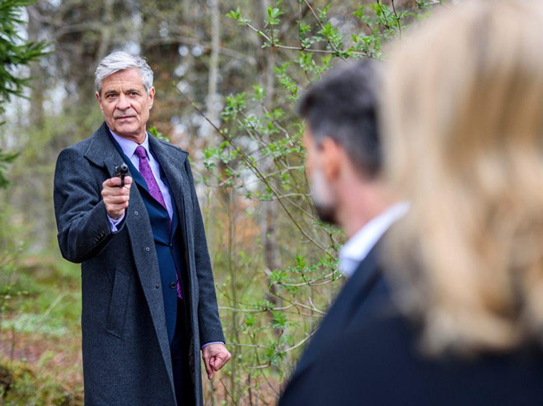 Sturm der Liebe: Stirbt Friedrich den Serientod?