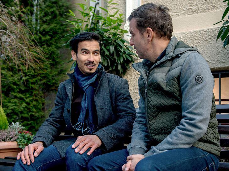 Sturm der Liebe:  Was verheimlicht Flirtcoach Alejandro?