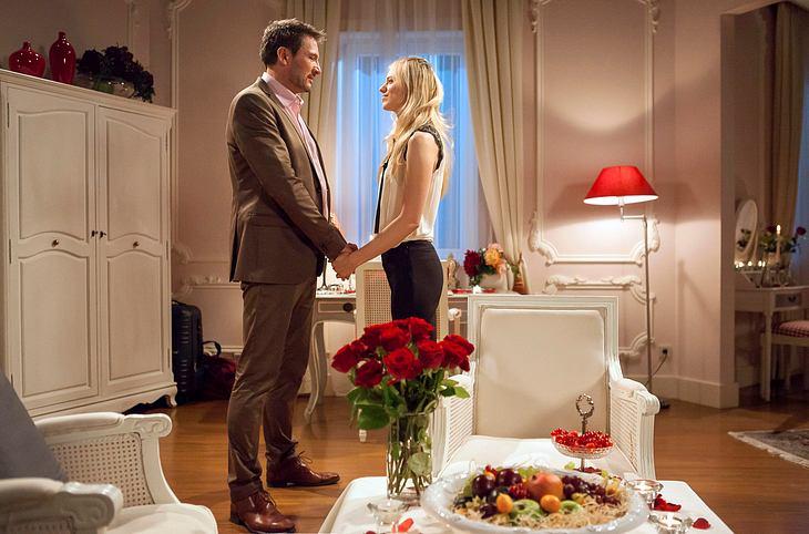 Gibt es bei Sturm der Liebe doch noch eine glückliche Zukunft für Christoph Saalfeld und Alicia Lindbergh?