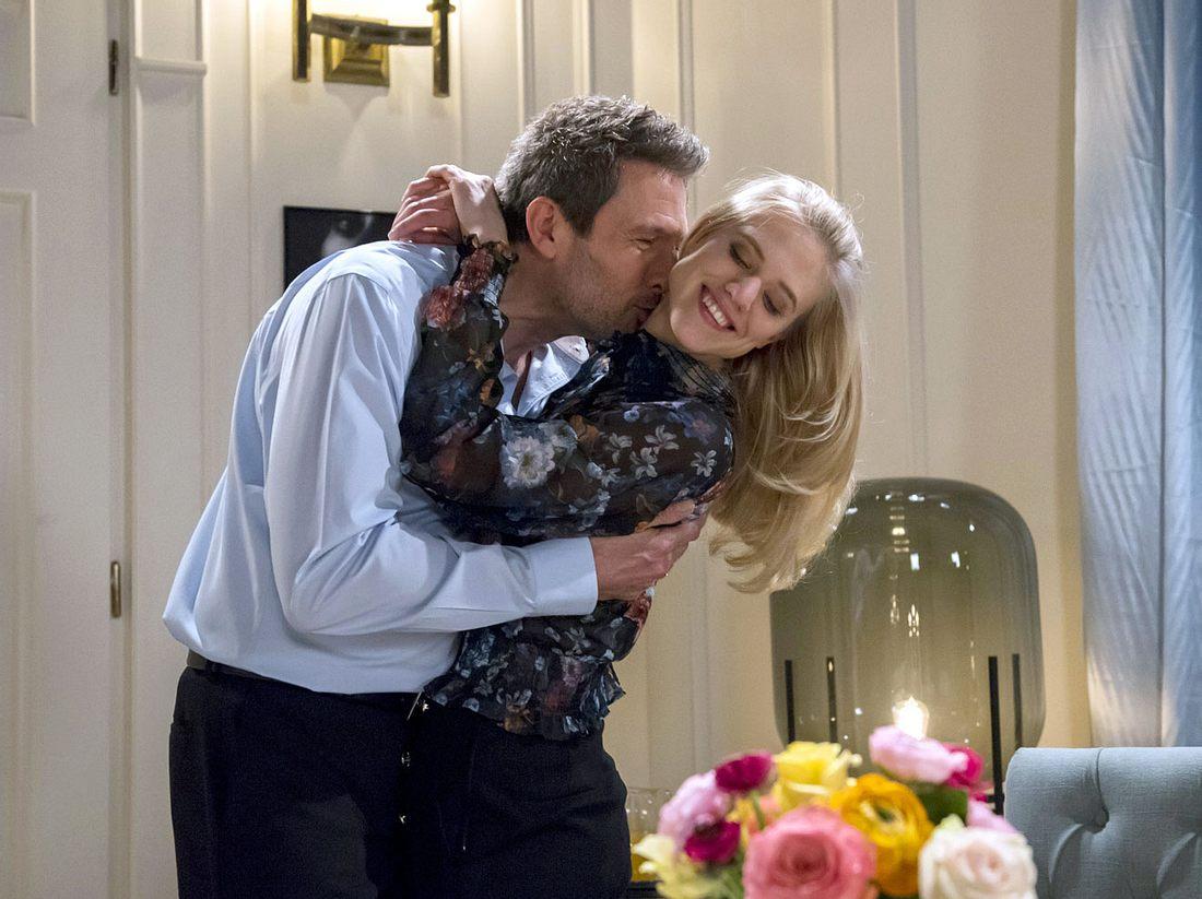 Bei Sturm der Liebe kommen Alicia und Christoph tatsächlich wieder zusammen.