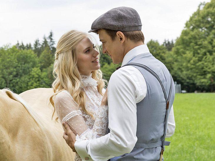 Das vergangene Traumpaar von Sturm der Liebe, Alicia und Viktor, kehrt mit einer Überraschung zurück.