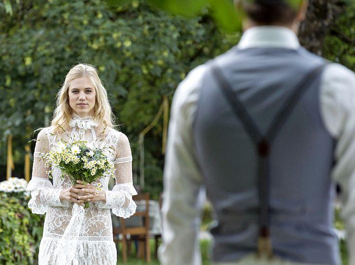 Alicia steht kurz davor, Viktor zu ehelichen.