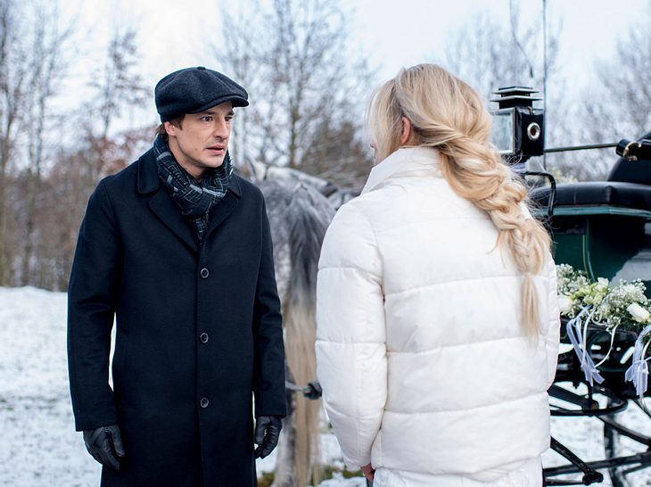 Sturm der Liebe: Viktor entführt Alicia vor der Hochzeit