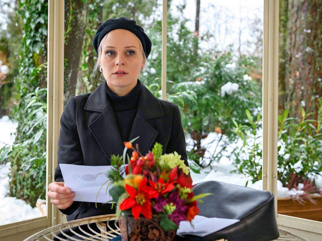Sturm der Liebe: Wird Annabelle für den Tod von Xenia büßen müssen?