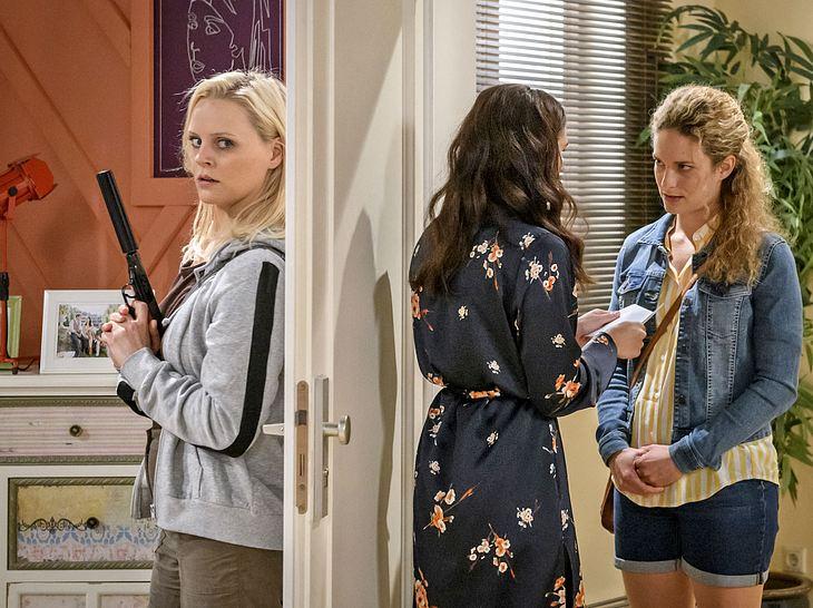 Endet Staffel 15 von 'Sturm der Liebe' dank Annabelle mit einem Knall?