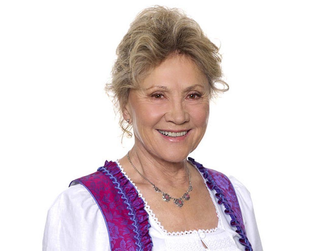 Antje Hagen ist mit ihrer Rolle der Hildegard Sonnbichler ein Urgestein von Sturm der Liebe.