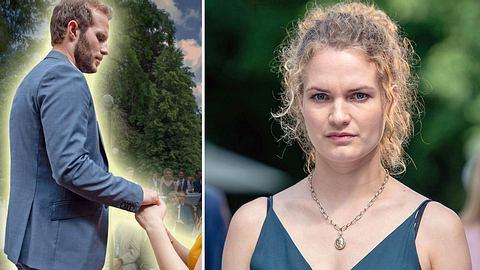 Bei Sturm der Liebe kommt es zu einem überraschenden Heiratsantrag. - Foto: ARD/Christof Arnold (Montage/Bearbeitung: Liebenswert)
