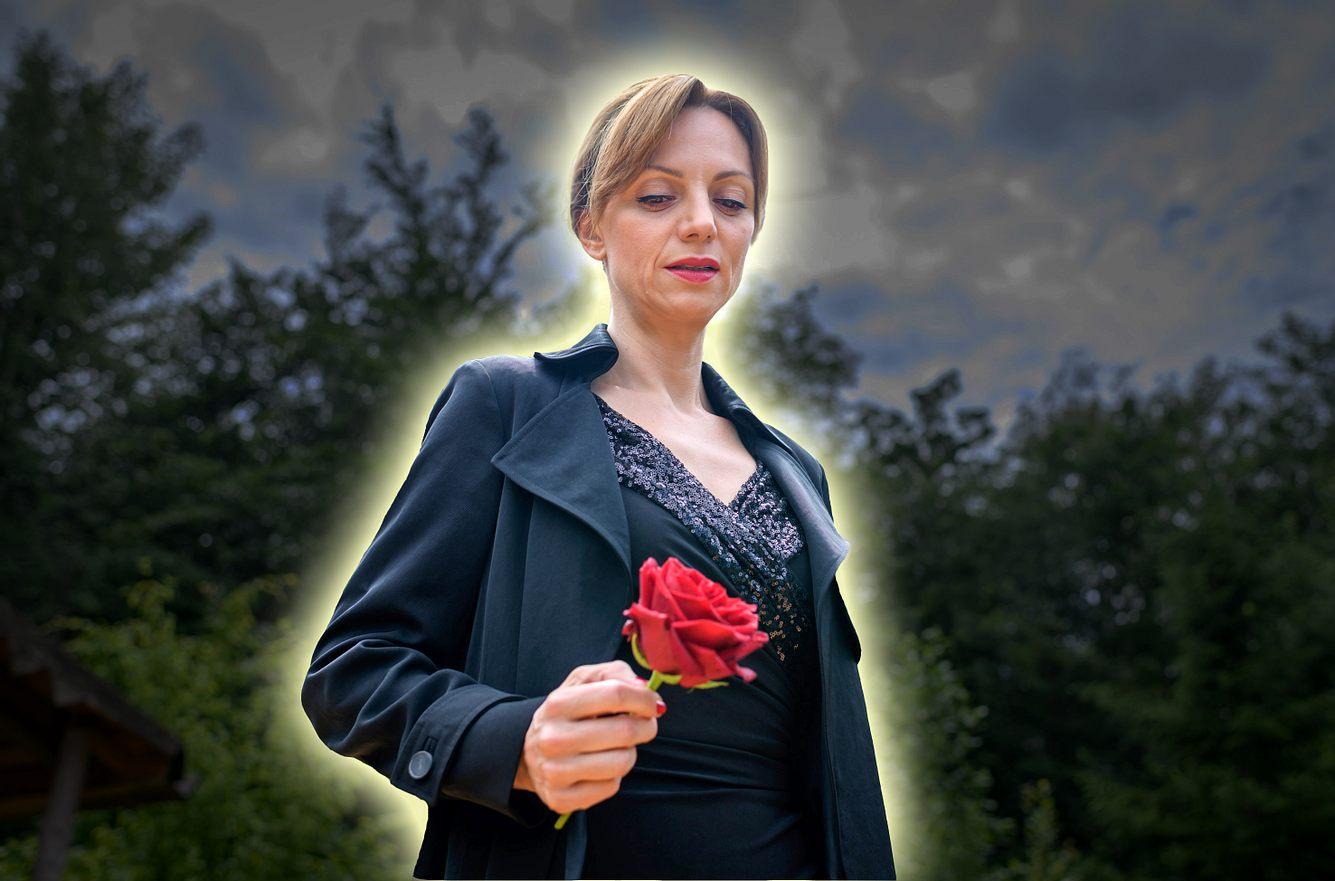 Ariane in 'Sturm der Liebe'.
