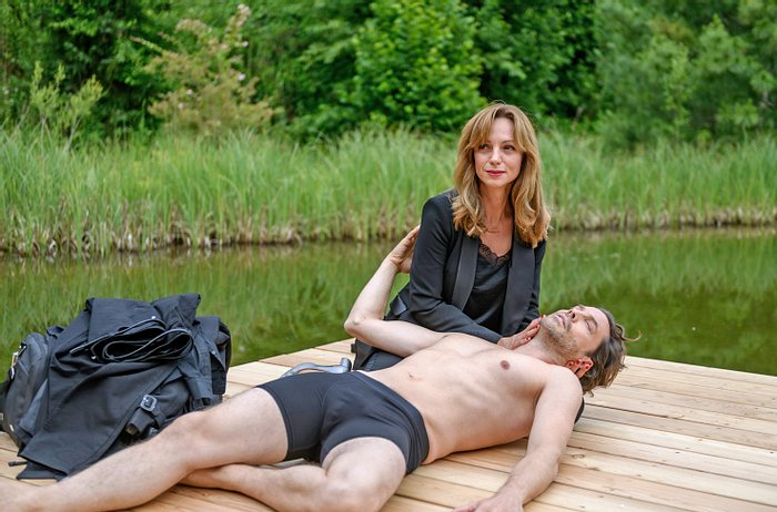 Nackt bilder bach dieter Dieter Bohlen: