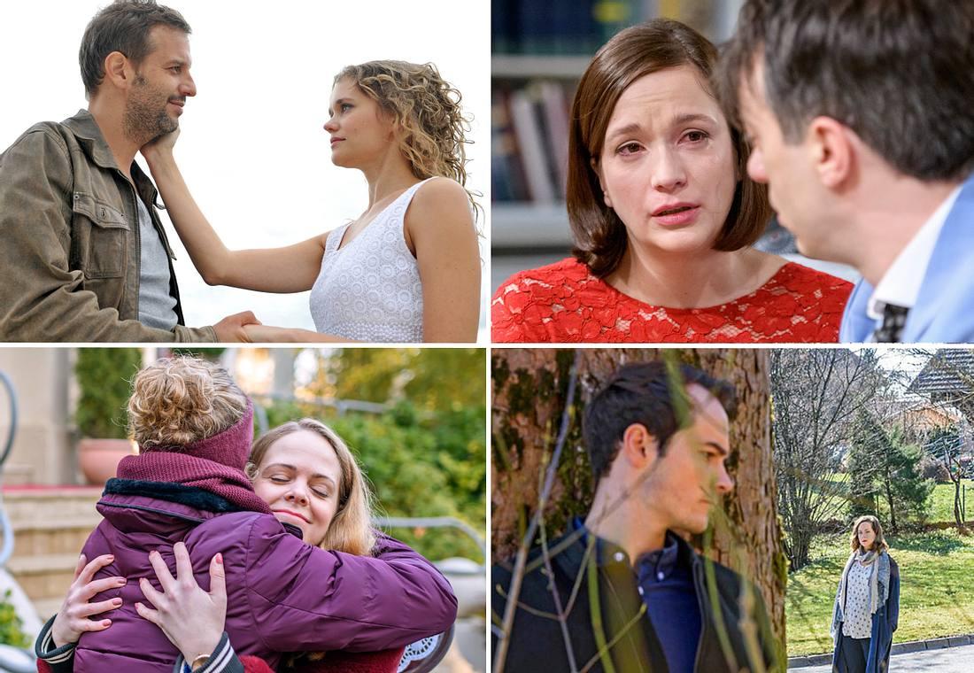 Bei Sturm der Liebe mussten sich Fans unter anderem schon von Sabrina, Eva, Lucy und David verabschieden.