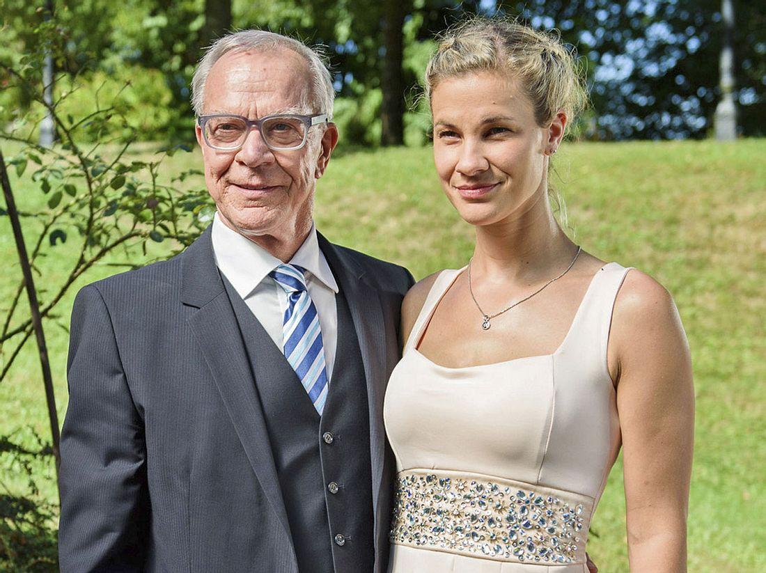 Bei Sturm der Liebe gibt es ein Wiedersehen mit Birte Wentzek alias Poppy.