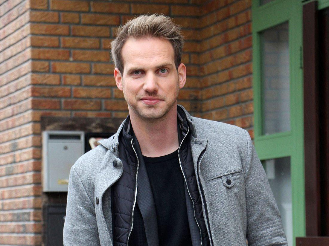 Nach Sturm der Liebe beehrt Christian Feist nun die RTL-Serie Alles was zählt.