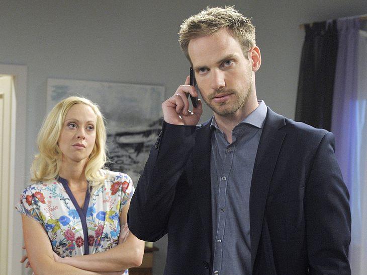'Sturm der Liebe'-Darsteller Christian Feist und Mirjam Heimann werden zum zweiten Mal Eltern.