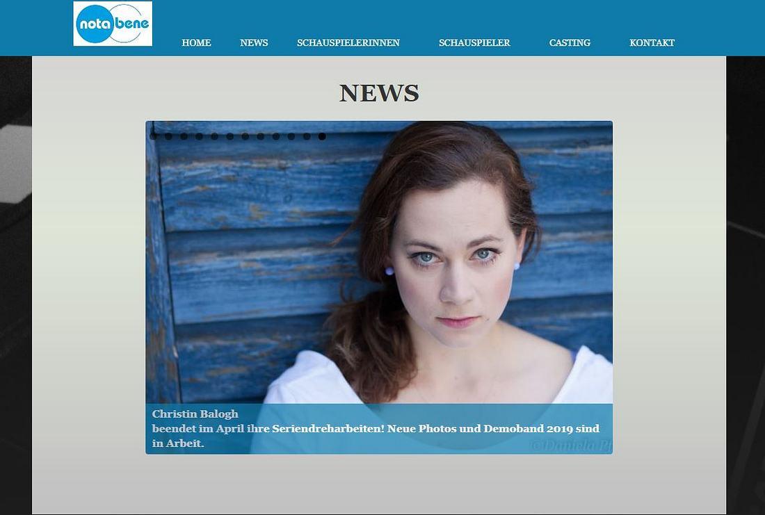 Steigt Christin Balogh alias Tina Kessler tatsächlich aus? Laut ihrer Agentur offenbar schon.