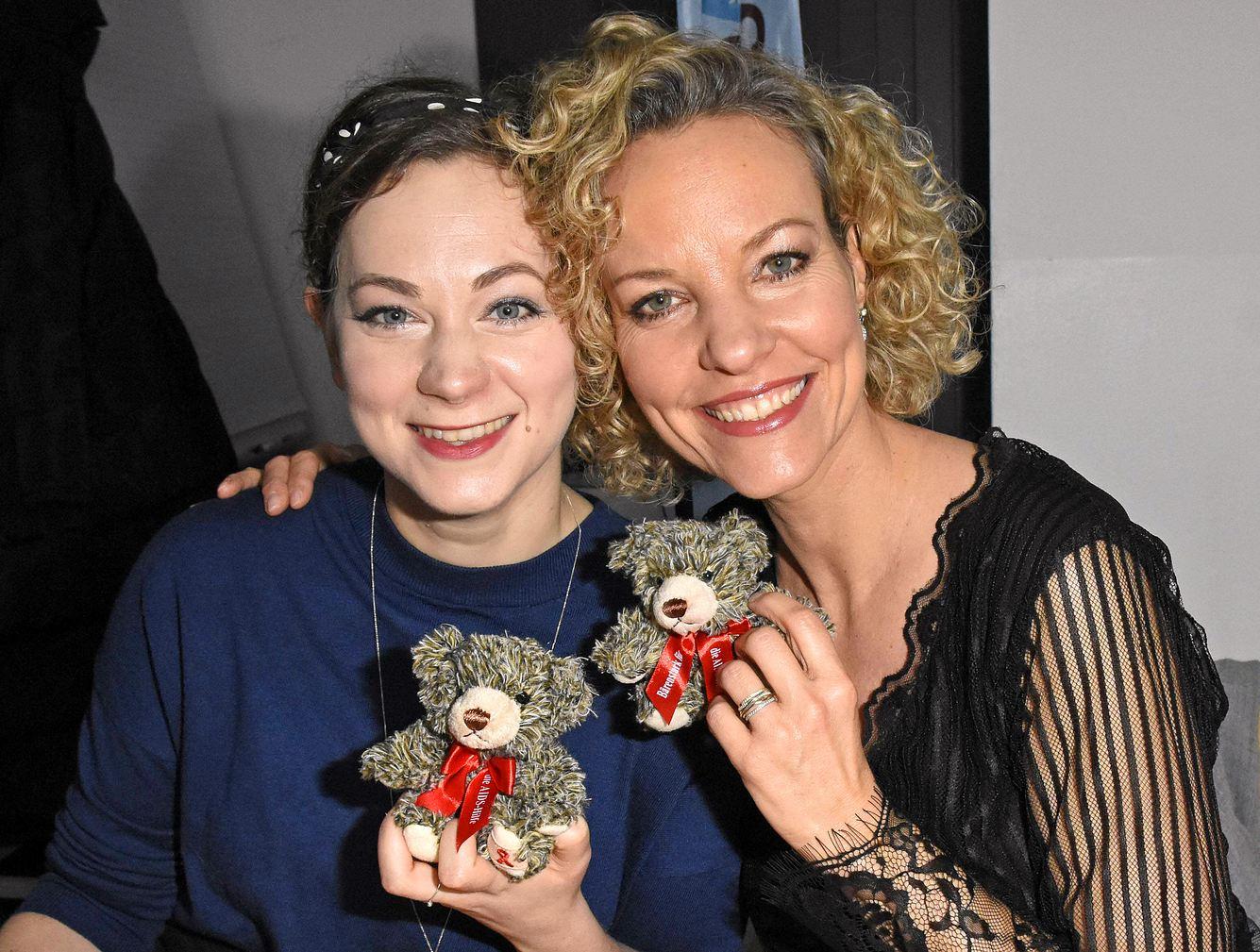 Die ehemaligen 'Sturm der Liebe'-Stars Christin Balogh und Melanie Wiegmann sind enge Freundinnen.