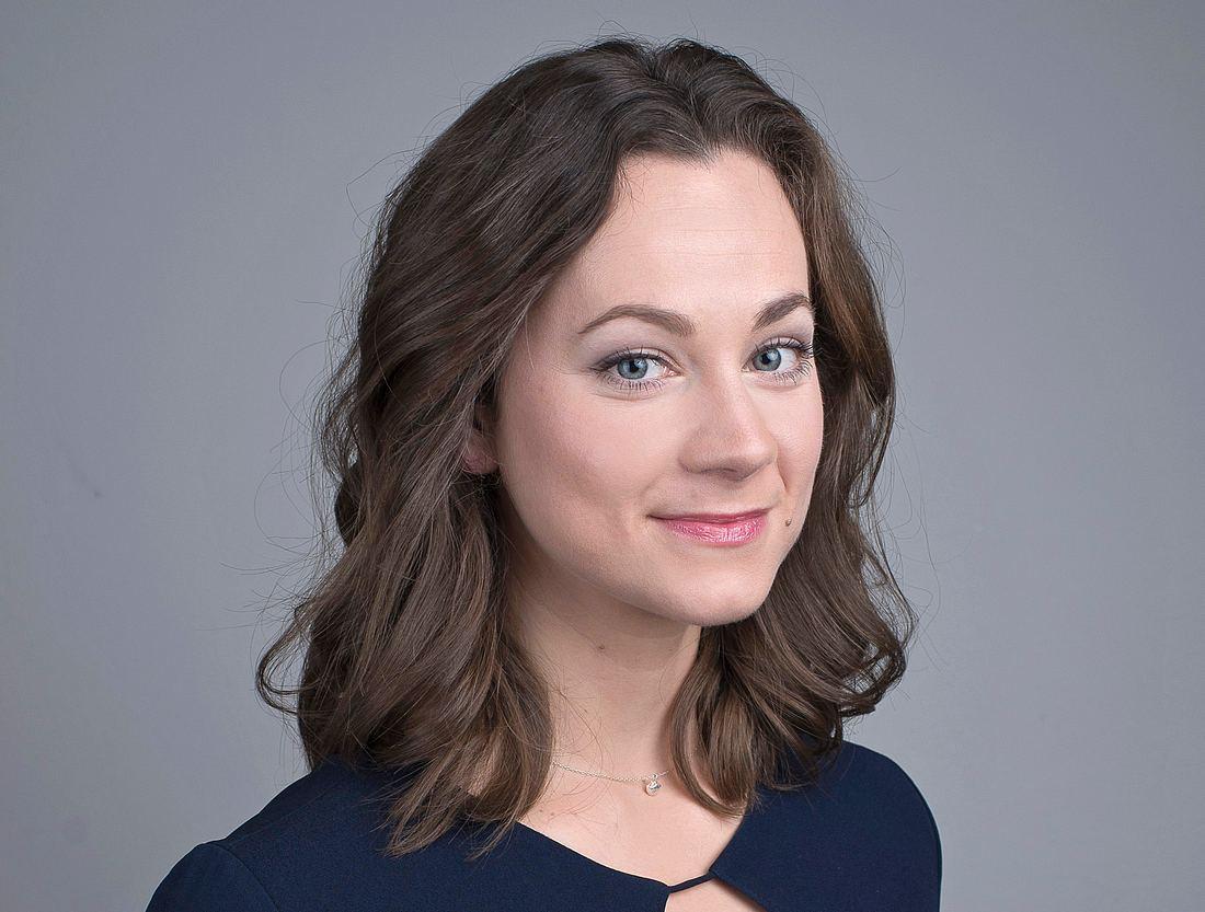Christin Balogh spielte bei Sturm der Liebe die Tina.