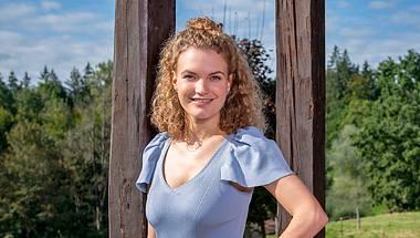 Bei Sturm der Liebe spielt Christina Arends die Rolle der Maja von Thalheim. - Foto: ARD/Christof Arnold