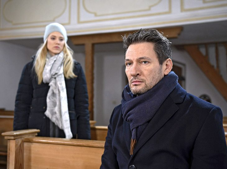 Sturm-der-Liebe-Christoph will nicht akzeptieren, dass Alicia ihn zurückweist.
