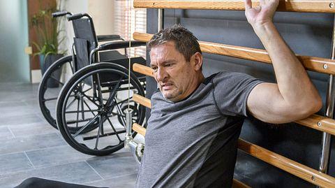 Sitzt Christoph für immer im Rollstuhl?