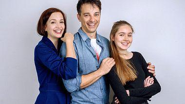 Sturm der Liebe: Robert, Eva & Valentina Saalfeld kommen zurück - Foto: ARD/Christof Arnold