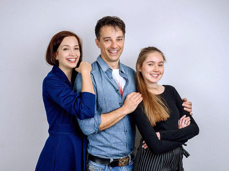 Sturm der Liebe: Robert, Eva & Valentina Saalfeld kommen zurück