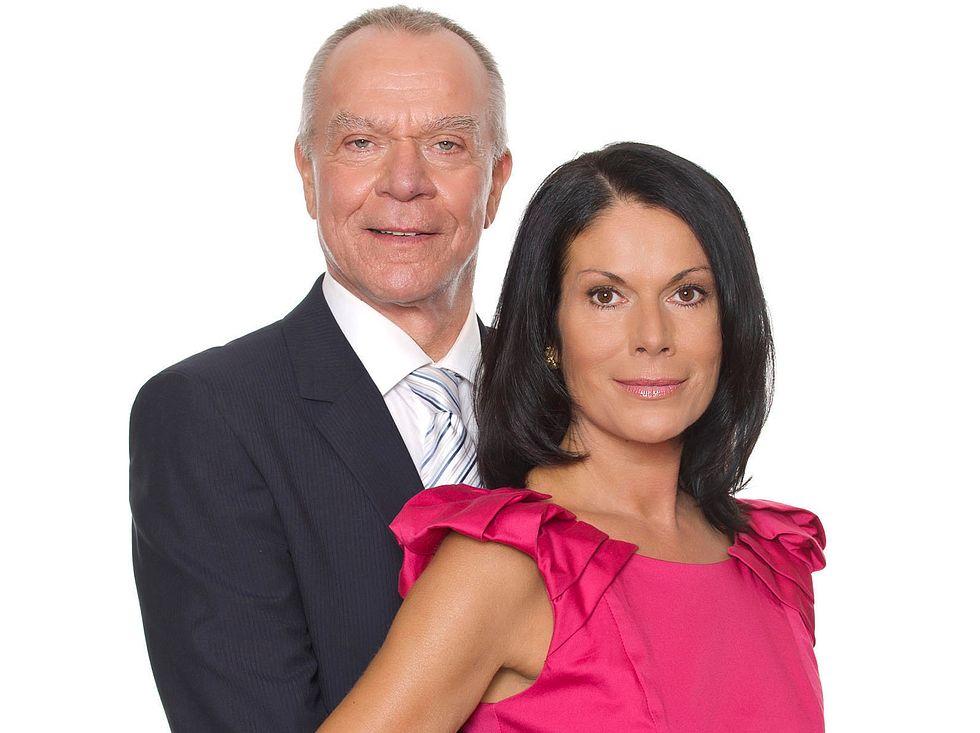 Doris van Norden hat mit Werner Saalfeld zwei Söhne.