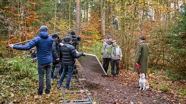 Aktuell kann nicht für die Serie Sturm der Liebe gedreht werden. - Foto: ARD/Christof Arnold