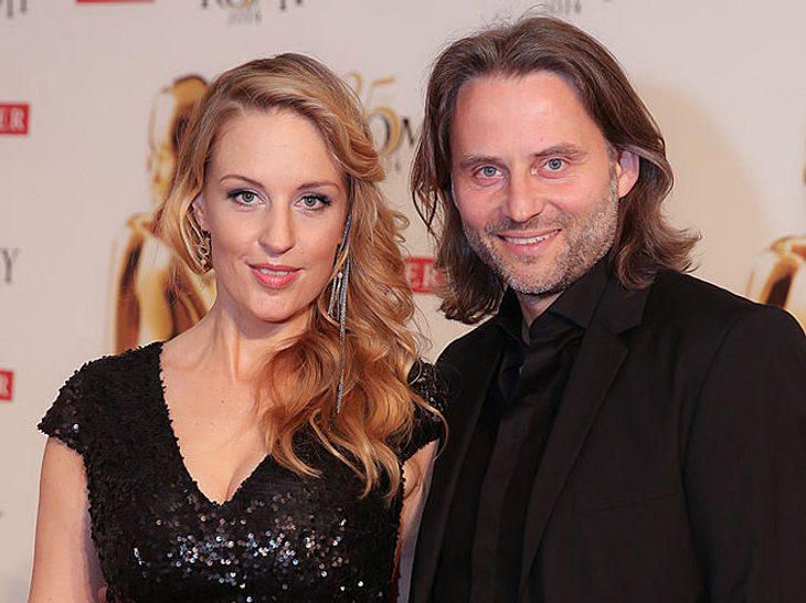 Sturm-der-Liebe-Star Erich Altenkopf: So schwärmt er über seine Frau.