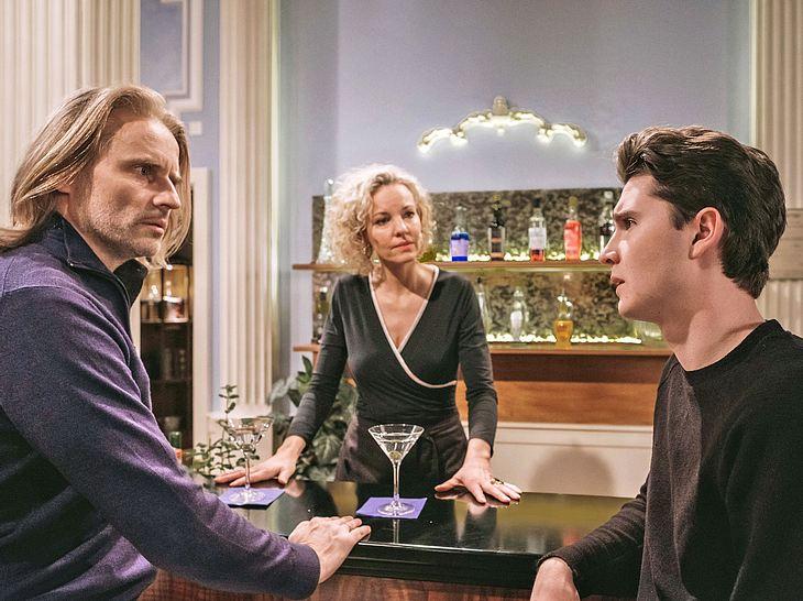Welche Rolle spielte Fabien (hier mit Werner) beim Mord an Beatrice Stahl?