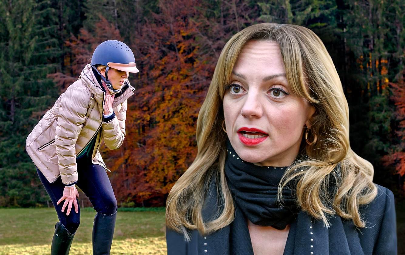 Ariane fügt bei 'Sturm der Liebe' ihrer Freundin Selina schweren Schaden zu.