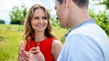 Sturm der Liebe: Wird Jessica mit Henry weggehen? - Foto: ARD/Christof Arnold