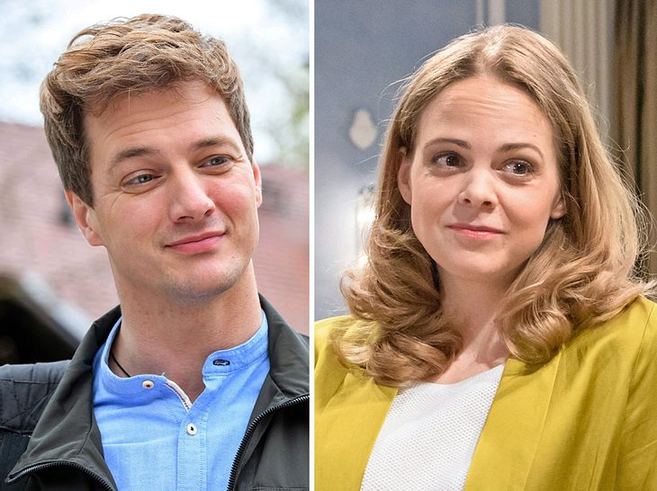 In Staffel 16 von Sturm der Liebe könnten Henry (Patrick Dollmann) und Lucy (Jennifer Siemann) wichtige Rollen spielen.