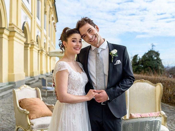 Sturm der Liebe: So wird Adrians & Claras Traumhochzeit