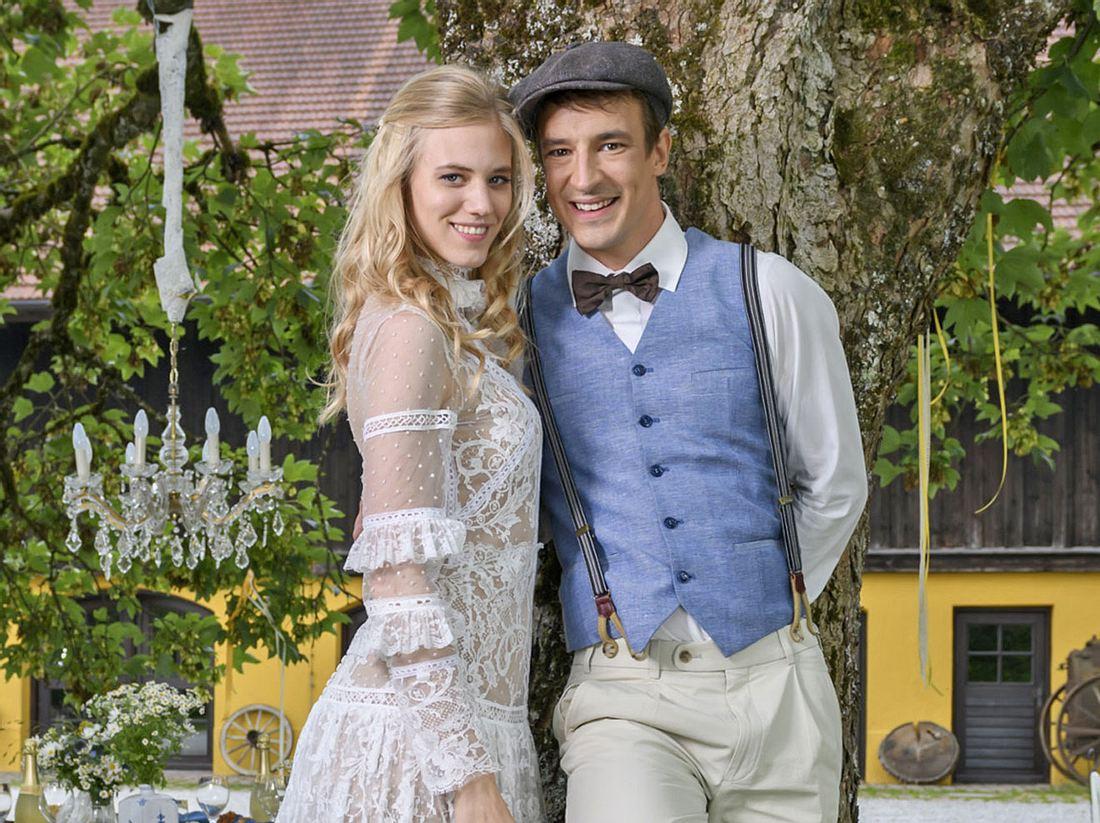 Bei Sturm der Liebe heiraten bald Alicia und Viktor.