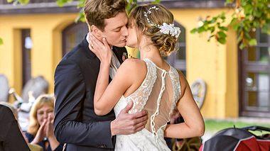 Jessicas & Henrys turbulente Hochzeit
