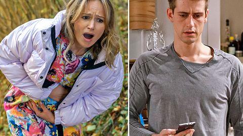 Paul trauert! Verliert Jessica etwa ihr Baby?
