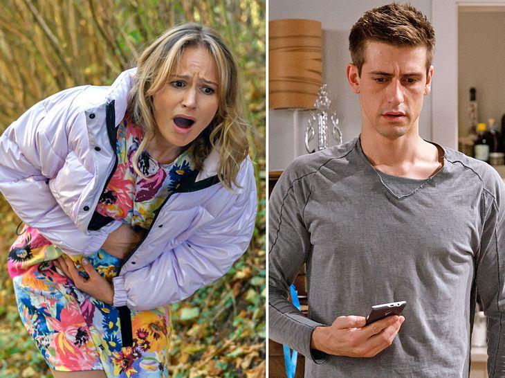 Für Jessica und Paul könnte es bald einen schweren Schicksalsschlag geben.