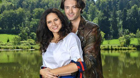 Bald steht bei Sturm der Liebe die Hochzeit von Joshua und Denise an. - Foto: ARD/Christof Arnold