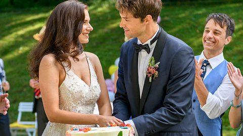 Denise & Joshua: Erste Hochzeitsfotos!