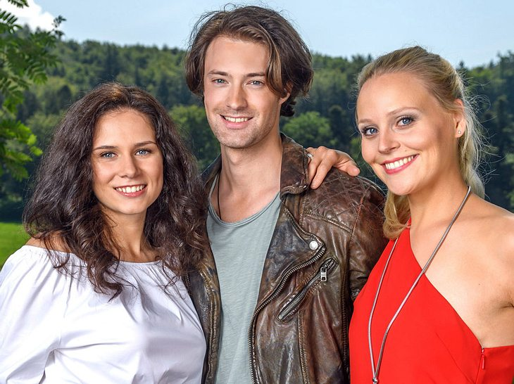 Sturm Der Liebe Das Ist Julian Schneider Spielt Joshua Winter